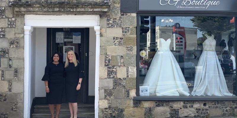 'Every-girls-dream'-bridal-shopping-with-CG-Boutique